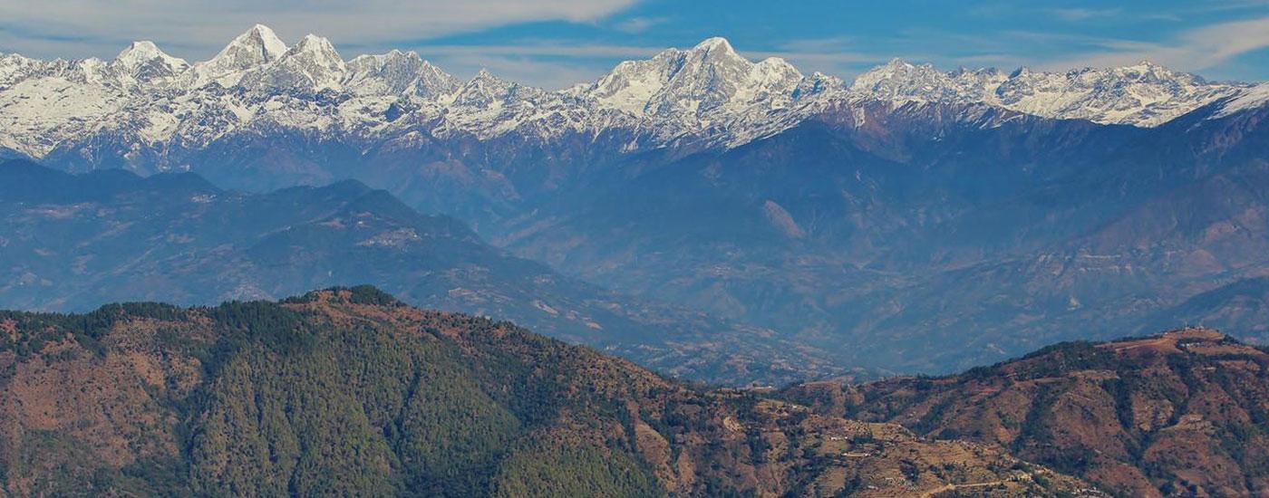 Kathmandu, Chisapani, Nagarkot & Dhulikhel Trek