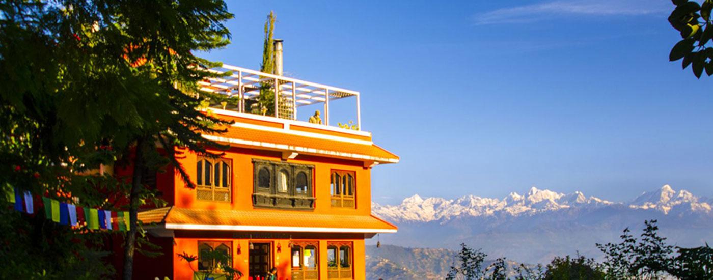 kathmandu to dhulikhel