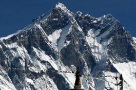 Mt. Lhotse